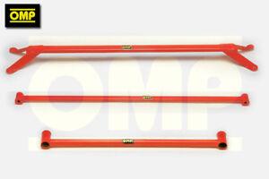 Omp-strut-brace-combo-3-set-pour-vw-golf-MK1-gti