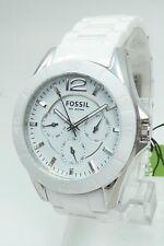 Fossil Damen Uhr Uhren Keramik CE1002 Markenuhr NEU
