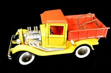 "Vintage Buddy L Surf 'N Dump Model A Hot Rod Dump truck ""Ol Buddy's"" WORKS"