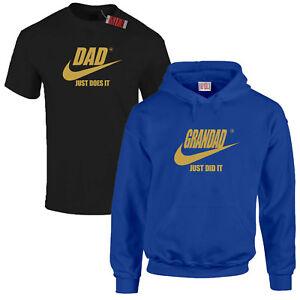 Vatertag-Scherz-Daddy-Opa-Pops-Lustiger-Witz-T-Shirt-Kapuzenpulli-S-5XL