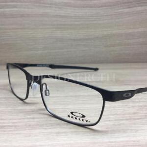 1584306151 Oakley Steel Plate Eyeglasses Powder Coal OX3222-0154 Authentic 54mm ...