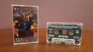 Mel-McDaniel-Now-You-039-re-Talkin-039-Cassette-Tape