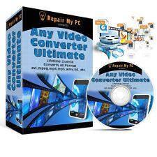 Convertir cualquier video, conversor de video, todos los formatos, YouTube, Conversor de Tablet