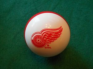 New Nhl Detroit Red Wings Collector Red Stripe Pool