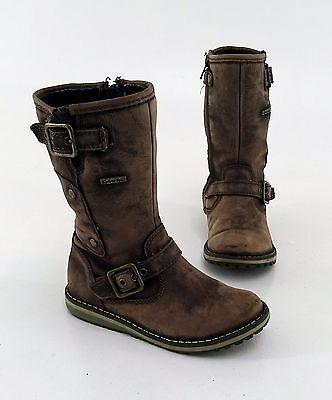 Stiefel Gabor Winter Reißverschluss Echtleder braun Gr. 28 | eBay