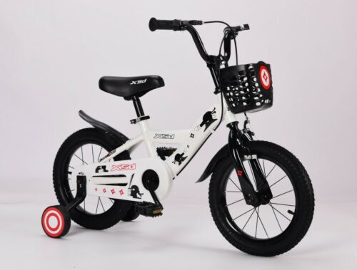 Kinderfahrrad 12 Zoll weiß  Fahrrad  XSD02
