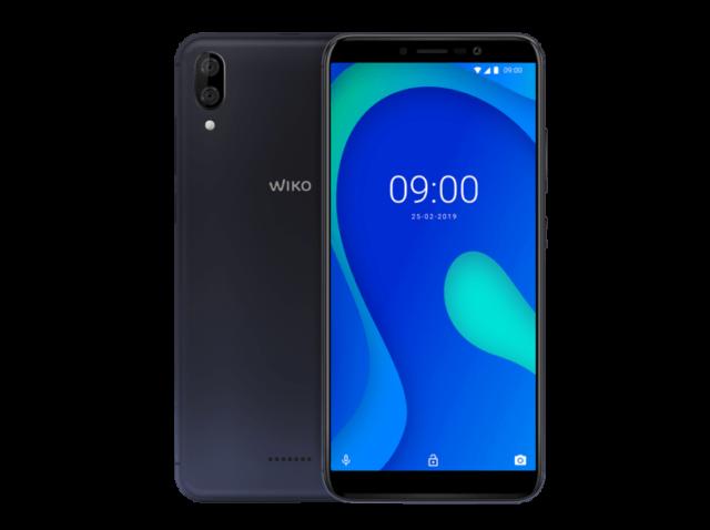 WIKO Y80 16GB+2GB DARK BLUE