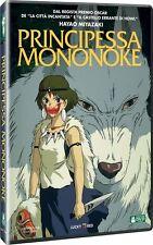 Principessa Mononoke HAYAO MIYAZAKI DVD
