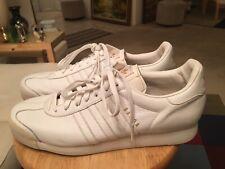 Adidas Samoa Men/'s Shoes White//Gold Metallic//Grey aq7906