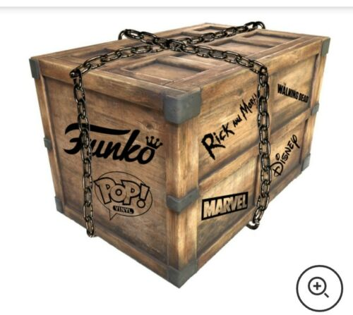 1x Funko pop mystery box grail possibilities