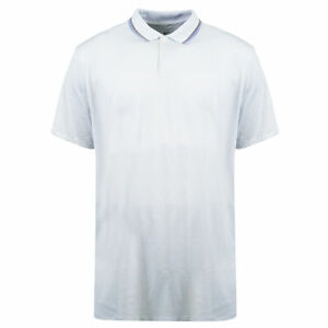 Details about Nike Men's Big & Tall Standard Fit Short Sleeve Dri Fit Polo Gray Size XL Tall