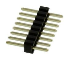 """0.1/"""" Header Plug 6 Way DIL Double Insulator Strip 2.54mm 10 Pieces OM0981"""