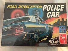Ford Interceptor Police Car 1:25 scale AMT Retro Deluxe Edition! NEW/SEALED! #48