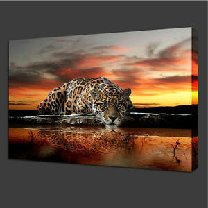 55d169f1a0b Image is loading Framed-Canvas-Prints-Home-Decor-Wall-Pictures-Modern-