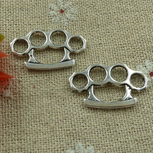 Free Ship 360 pieces tibetan silver nice connector 24x15mm #1515