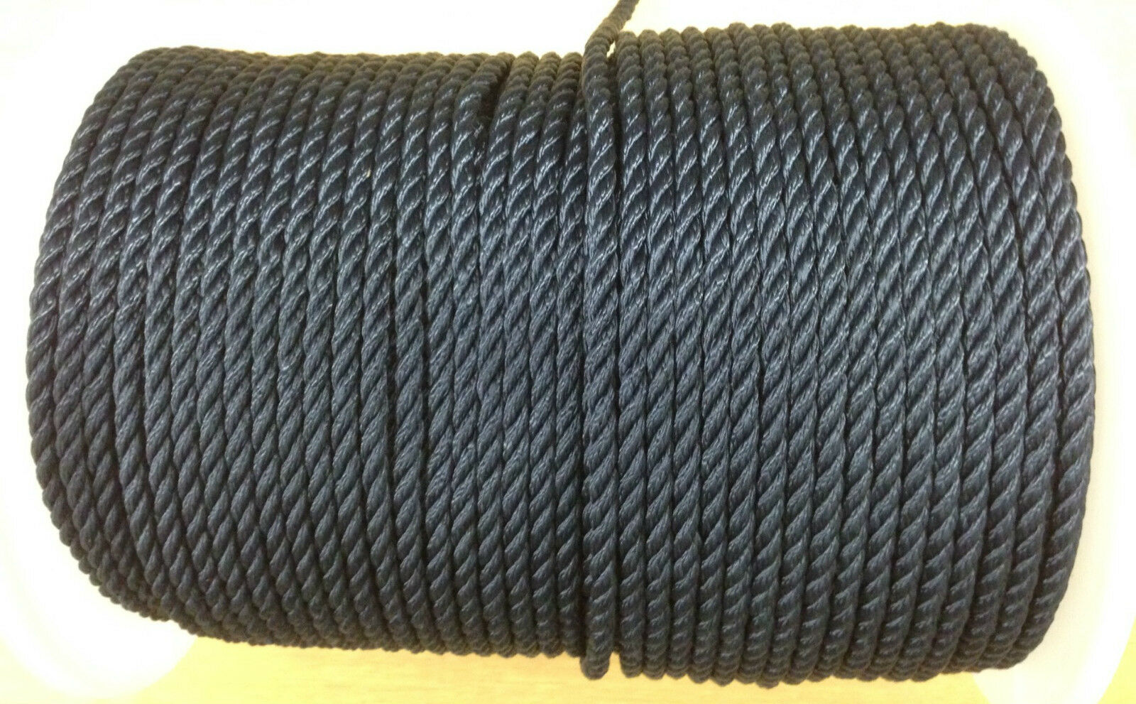Three Strand Polyester Rope - NEW