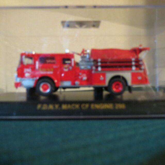 Code 3 12336 FDNY Mack CF Pumper