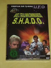 UFO (2) Ed Bishop R2 European Import Hardbox DVD NEW/SEALED No English language