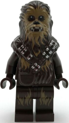 Lego New Star Wars Chewbacca Minifigure Figure