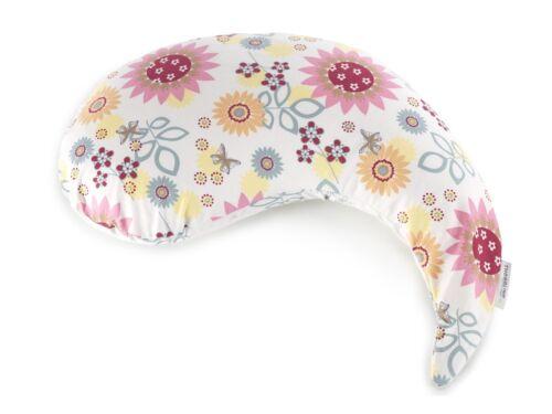 Theraline Stillkissen Yinnie Sommerblüten mit Mikroperl Füllung