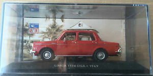 DIE-CAST-034-SIMCA-1118-USA-1969-034-SIMCA-COLLECTION-SCALE-1-43