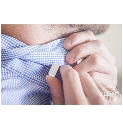 Shirt /& Metal Collar Stays for Men 1 Y Style Shirt Garter /& 3 Collar Inserts