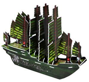 Wizkids-Pirates-CSG-Savage-Shores-051-Celtic-Fury-10-Mast-Ship-Crew-3-Cards-NEW