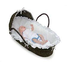Canasta De Recien Nacido.Canastilla Para Bebes Recien Nacidos Cesta Con Cubierta