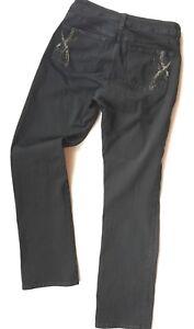 Sequin Filles Vos 8 Pochettes De Strass Vgc Nydj Pas Femmes Taille Jeans Noir 6UaEBPwnx