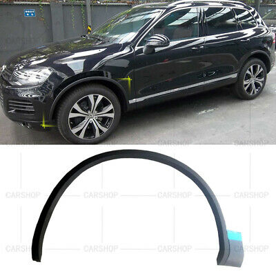 Car Front RIGHT Fender Wheel Well Flare Arch Mold Cover Fit For VW Touareg 11-18