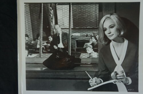 Rare Yvette Mimieux photo in Joy of Education movie [Y8-W6-A8-E8]