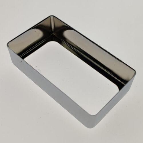 Offener Stil Humbucker Pickup Cover Tonabnehmer Abdeckung für E-Gitarren