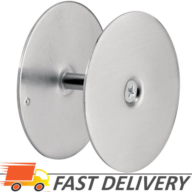 Defender Security 10446 Door Hole Cover Plate, 2-5/8 ...