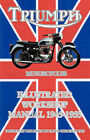Triumph Motorcycles Illustrated Workshop Manual 1945-1955 by Floyd (Paperback, 2007)