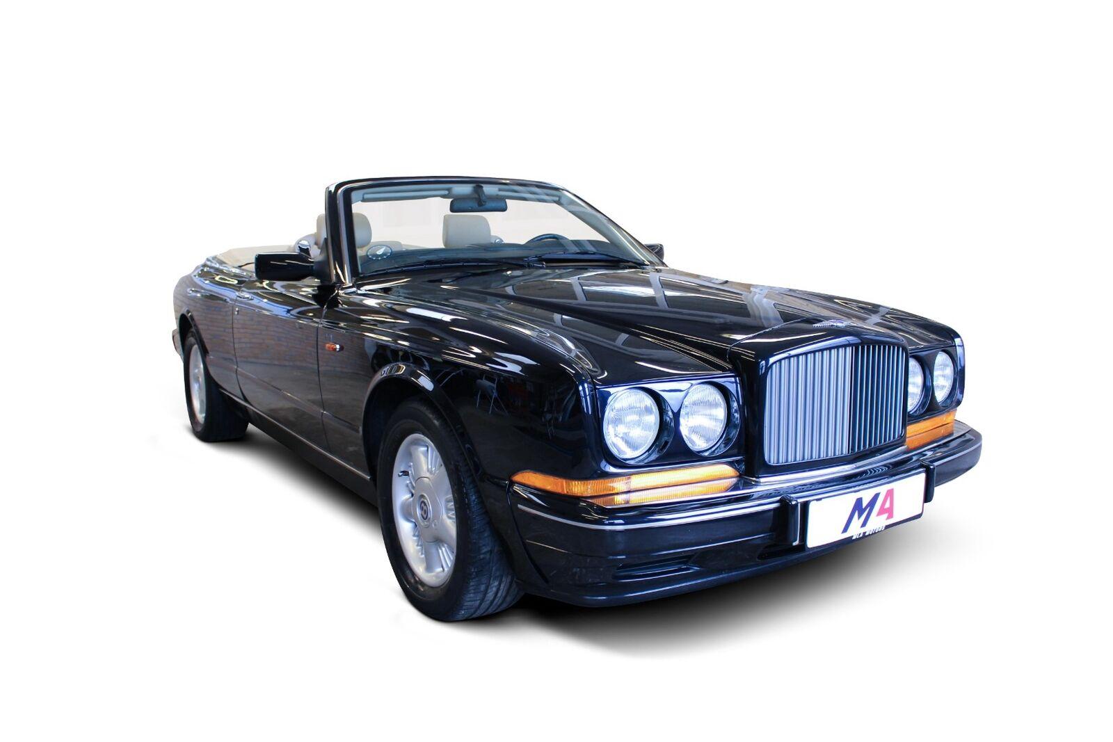 Bentley Azure 6,8 Cabriolet 2d