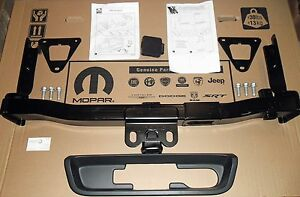 2014-17 JEEP CHEROKEE NEW OEM MOPAR HITCH RECEIVER 2 INCH ...