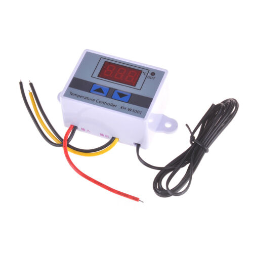 XH-W3001 12V 24V 220V Digital Thermostat Schalter Temperaturregler 2018  MA ZF