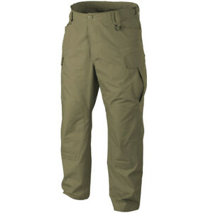 Helikon SFU Next Trousers Army Combat Uniform Mens Tactical Pants Adaptive Green