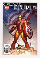 CIVIL WAR: THE INITIATIVE 1 (NM) IRON MAN*