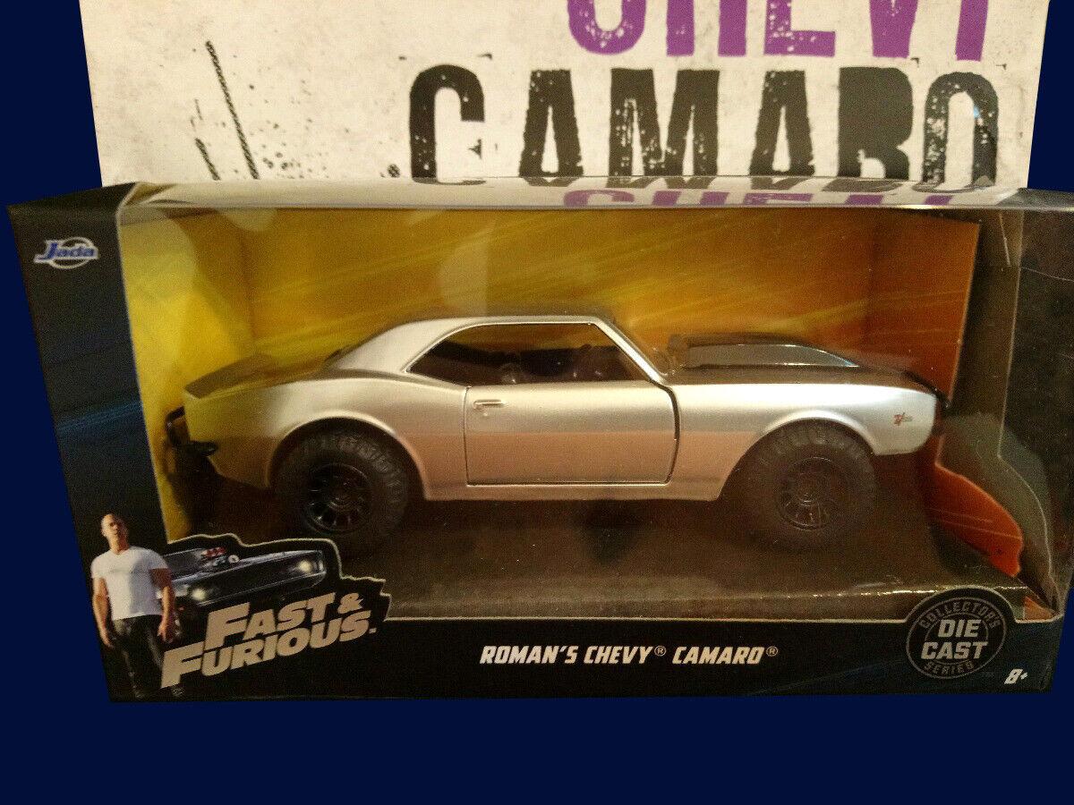 Roman's Chevy Camaro-Fast & Furious Rapido Y bissl FURIOSO Nº 9 la Nacion Argentina