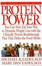 Protein Power: The High-Protein/Low Carbohydrate Way to Lose Weight, Feel Fit,
