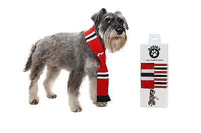 Dog Scarf Football For Man Utd Exeter And Doncaster Rovers Manchester United Ebay