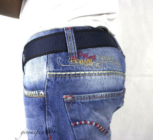 blue stonewash g urban star wash denim pants hip hop SALE Peviani mens jeans