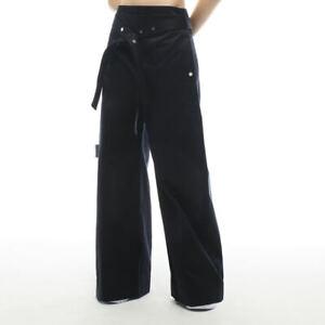 Reebok-RBK-x-Victoria-Beckham-Fashion-Trousers-Sizes-6-14-Navy-RRP-300-FQ7196