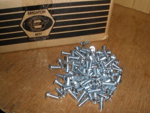"""1//4-20 X 5//8/"""" Pan Head Phillips Zinc Full Thread Machine Screws Qty.280"""