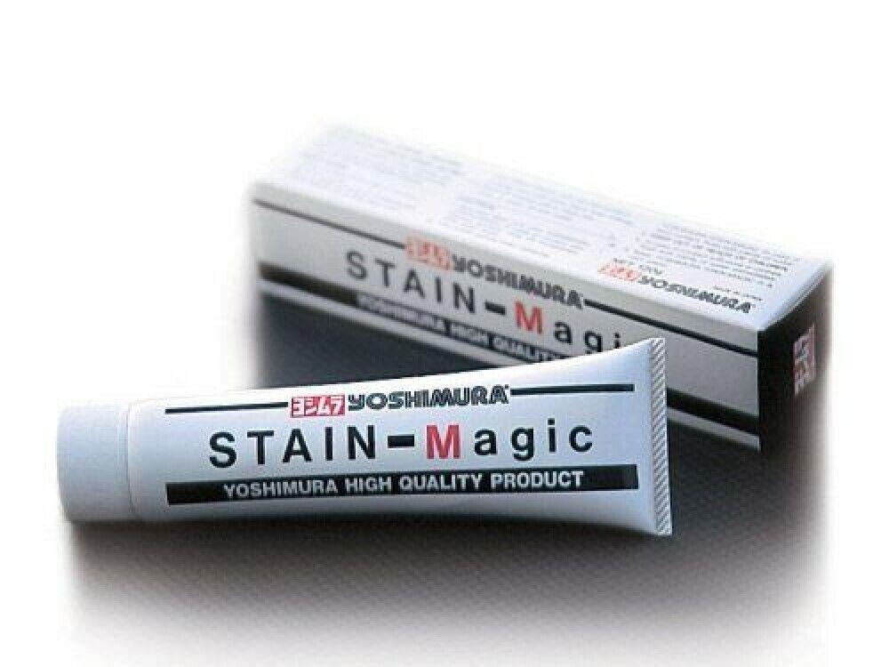 xa0626 YOSHIMURA Sten Magic stainless steel muffler dedicated abrasive 120g
