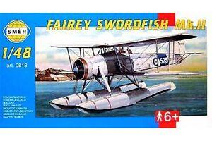 SMER-0818-1-48-Fairey-Swordfish-Mk-II
