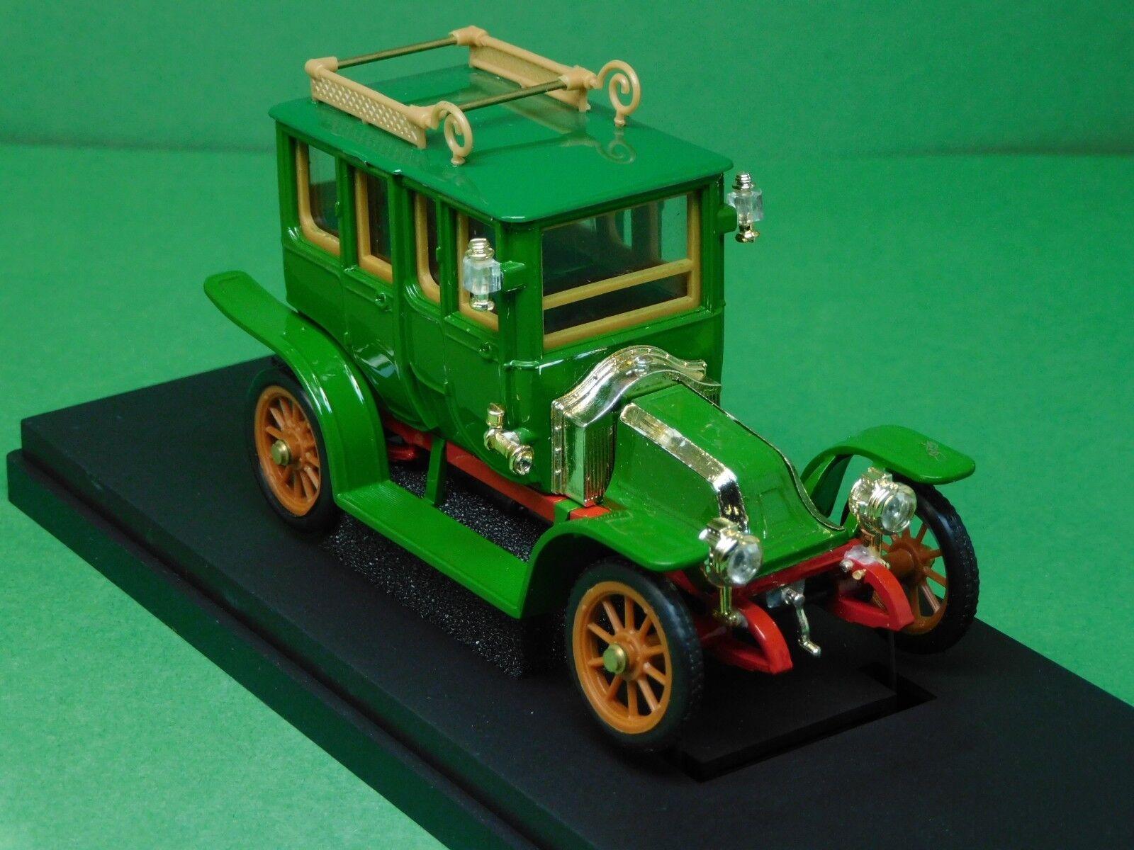 Renault Typ X 1907 green green green Rio 1 43 N°34 Modellfahrzeug Modellauto Oldtimer OVP NEU bd0bc7