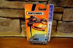 NIB-2006-Macthbox-MBX-Metal-Die-Cast-2006-Ford-Bilstein-Transit-Van-37-J2370