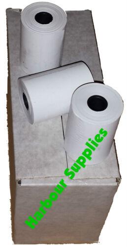 Spire Thermal Rolls to Fit Hypercom Optimum T4220 T-4220-1 Box Payment Sense